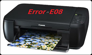 Reset Printer Canon MP287 Yang Mengalami Error