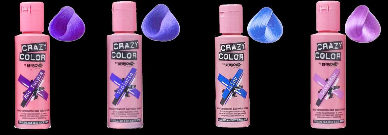 crazy color lavanda lila violeta morado