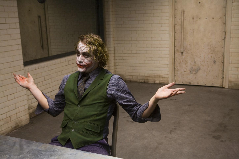 Wallpaper Land: Batman Dark Knight Joker