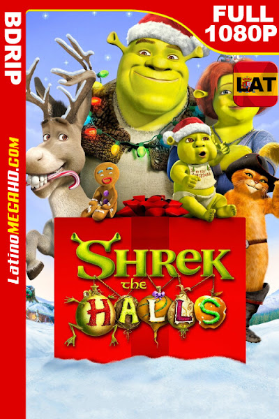 Shrek Ogrorisa la Navidad (2007) Latino HD BDRip FULL 1080P ()