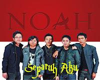 6. NOAH - Separuh Aku (Video Musik Band Indonesia terpopuler 2015)