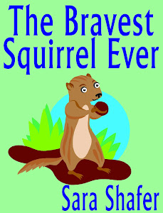 The Bravest Squirrel Series