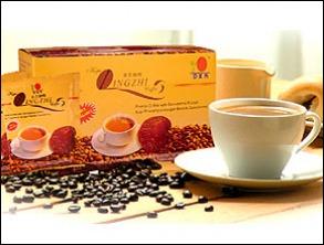 Café Lingzhi (3 en 1) ~ DXN GANODERMA LUCIDUM