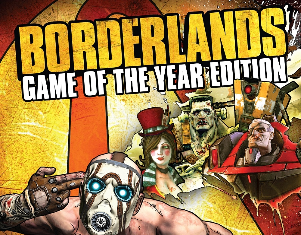 Borderlands Game of The Year Edition Download Poster