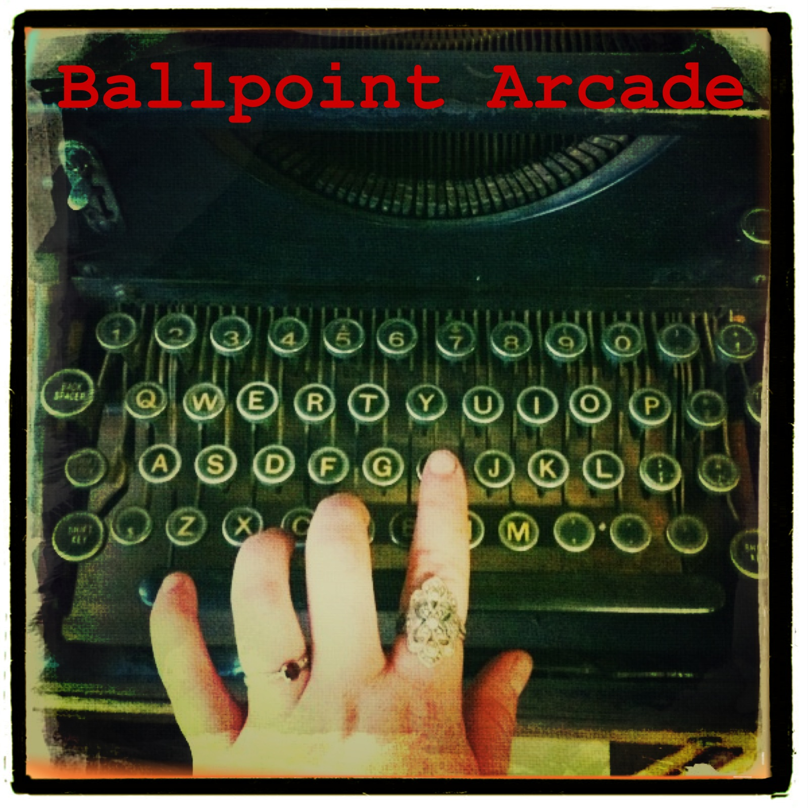 Ballpoint Arcade