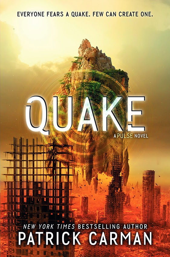 Quake by Patrick Carman