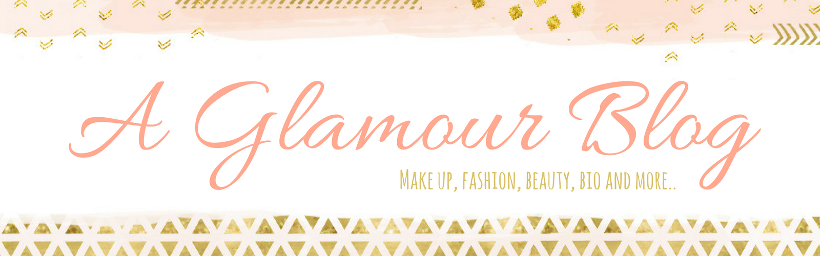 A Glamour Blog