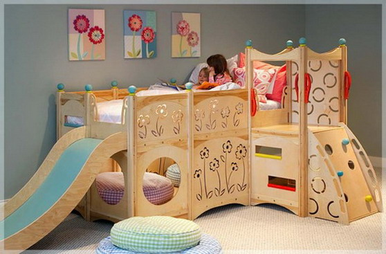 Weirdest Beds creative beds for kids ~ extremely weird stuff