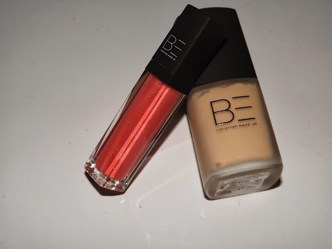 Review: BE Foundation & Lipgloss