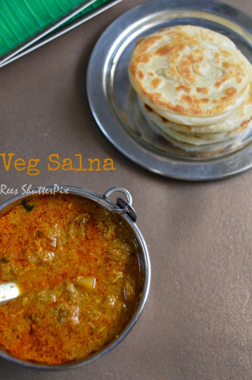 parotta salna, roadside parotta salna recipe, step by step picture recipe, vegetable salna in tamil, salna , saalna recipe, tamilnadu hotel style parotta salna