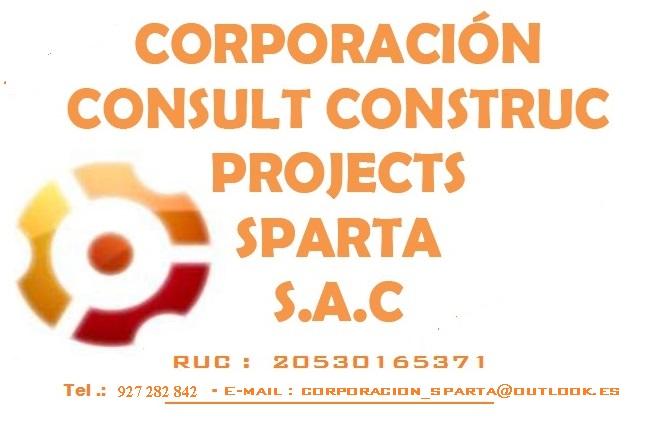 Corporación Consult Construct Projects Sparta S.A.C