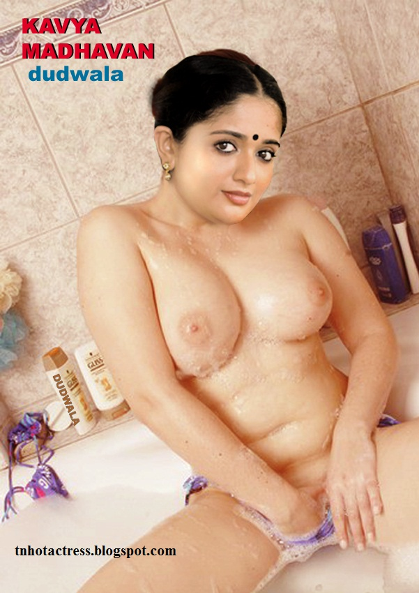 Actress Kavya Mathavan Naked Nude And