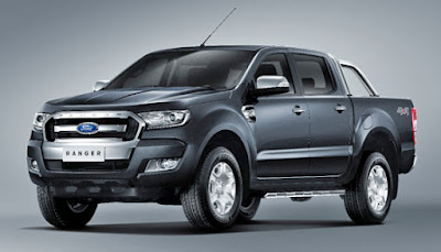 Ford Ranger Will Return to the US in 2018