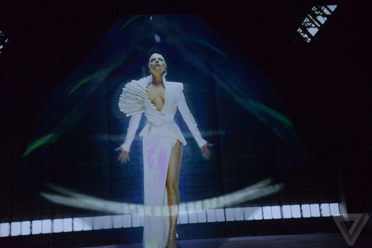 Lady Gaga x Intel