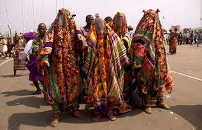READ The Horrible Thing Masquerades Did To A Priest In Enugu