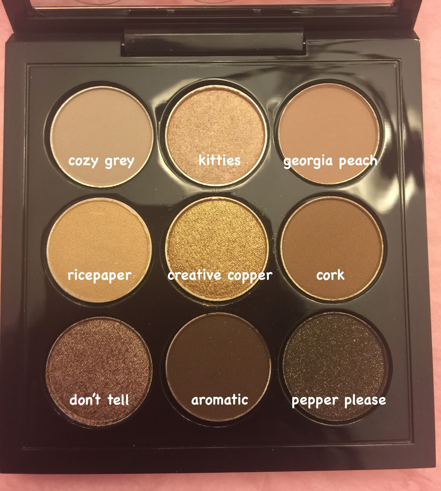 best in beauty makeup tutorialmac eyeshadow x9 amber