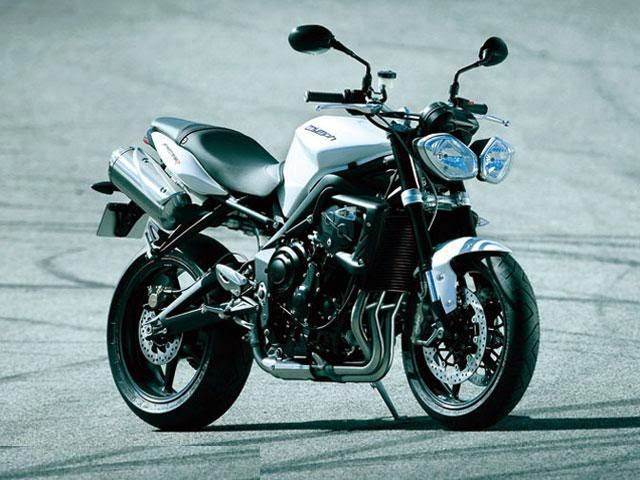 Triumph Street Triple Wallpapers