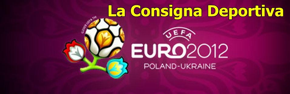 Eurocopa 2012-La Consigna Deportiva