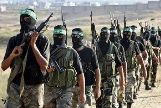 Pasukan Hamas