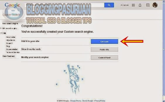Cara Membuat Google Custom Search Engine (CSE) Terbaru