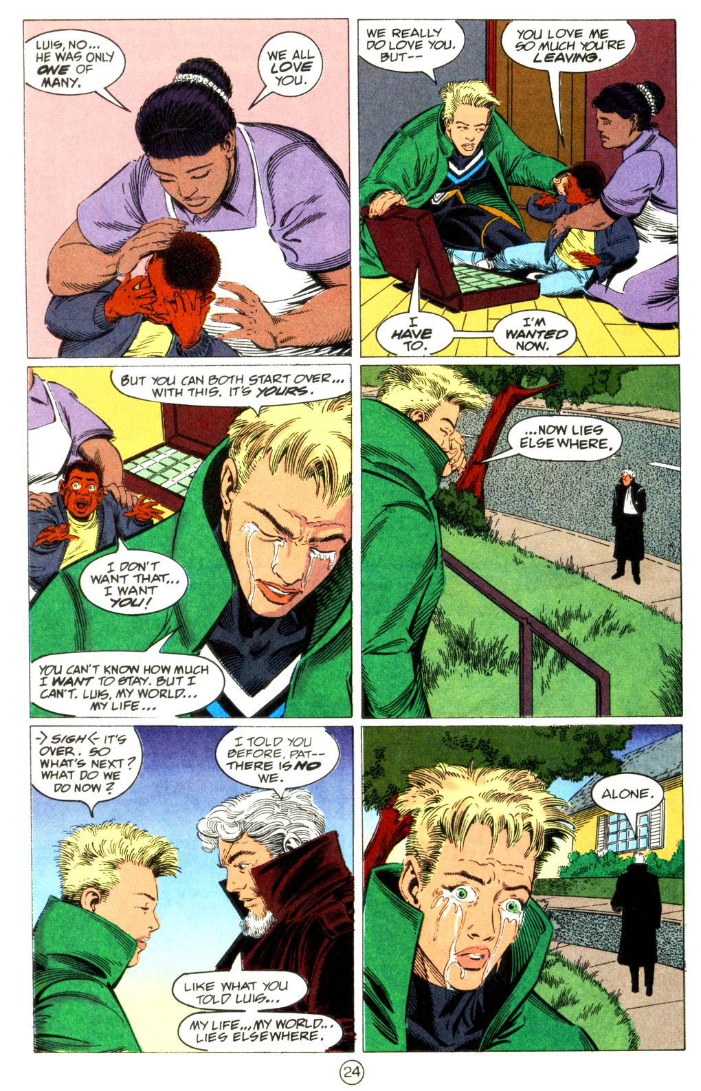 Deathstroke (1991) Issue #11 #16 - English 25