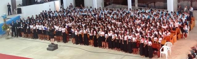 GRANDE CONGRESSO DE ADOLESCENTES EM JUAZEIRO PE