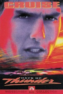 tony scott, days of thunder