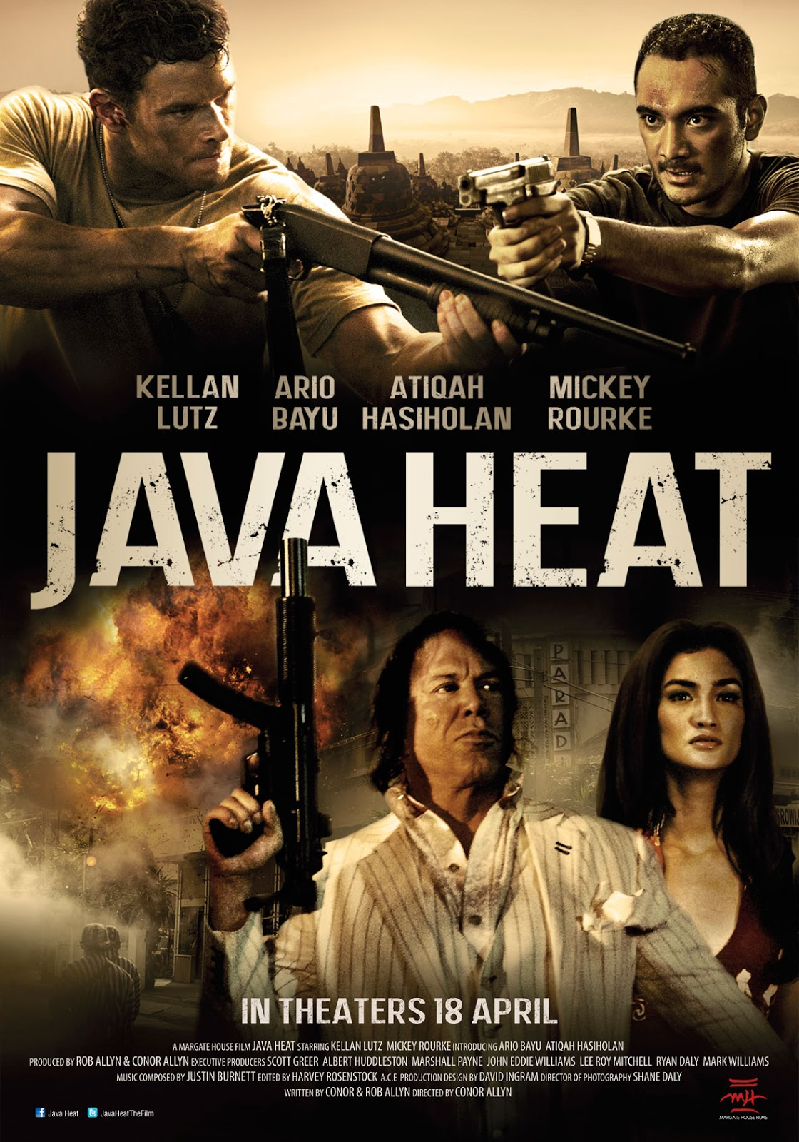 Download Film Java Heat 2013 BluRay 720p