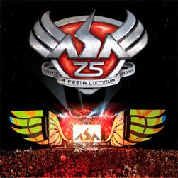 Asa De Águia – Asa 25 Anos 2012