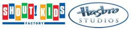 Shout Factory Hasbro Studios logo