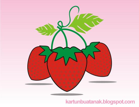 Advertisements gambar kartun strawberry ini adalah seri gambar kartun