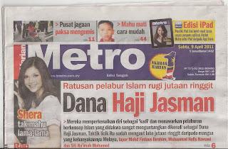 Dana Haji Jasman (Part 1)