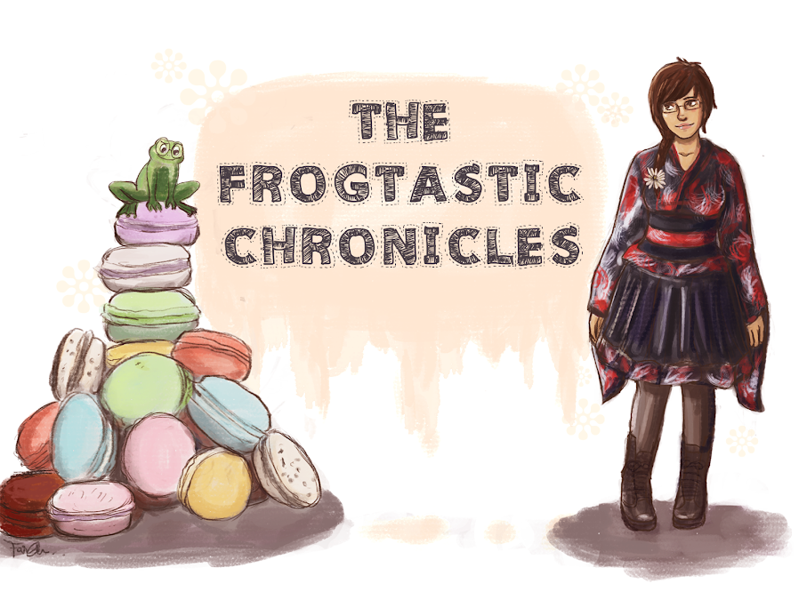 The Frogtastic Chronicles