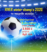 RIVER WINTER CHAMP'S 2020