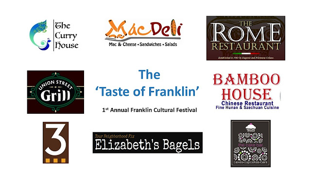 The 'Taste of Franklin' - 1st Annual Franklin Cultural Festival