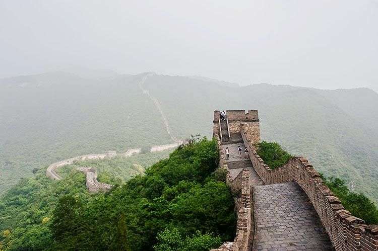 Beijing China_Great Wall