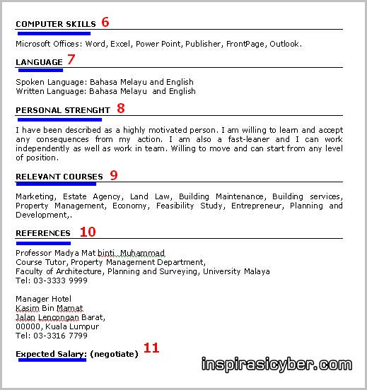 search results for contoh resume bahasa inggeris
