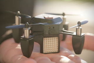 Έρχονται τα νανο-drones !