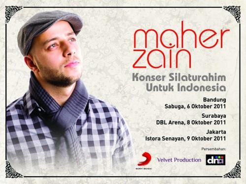 maher zain indonesia