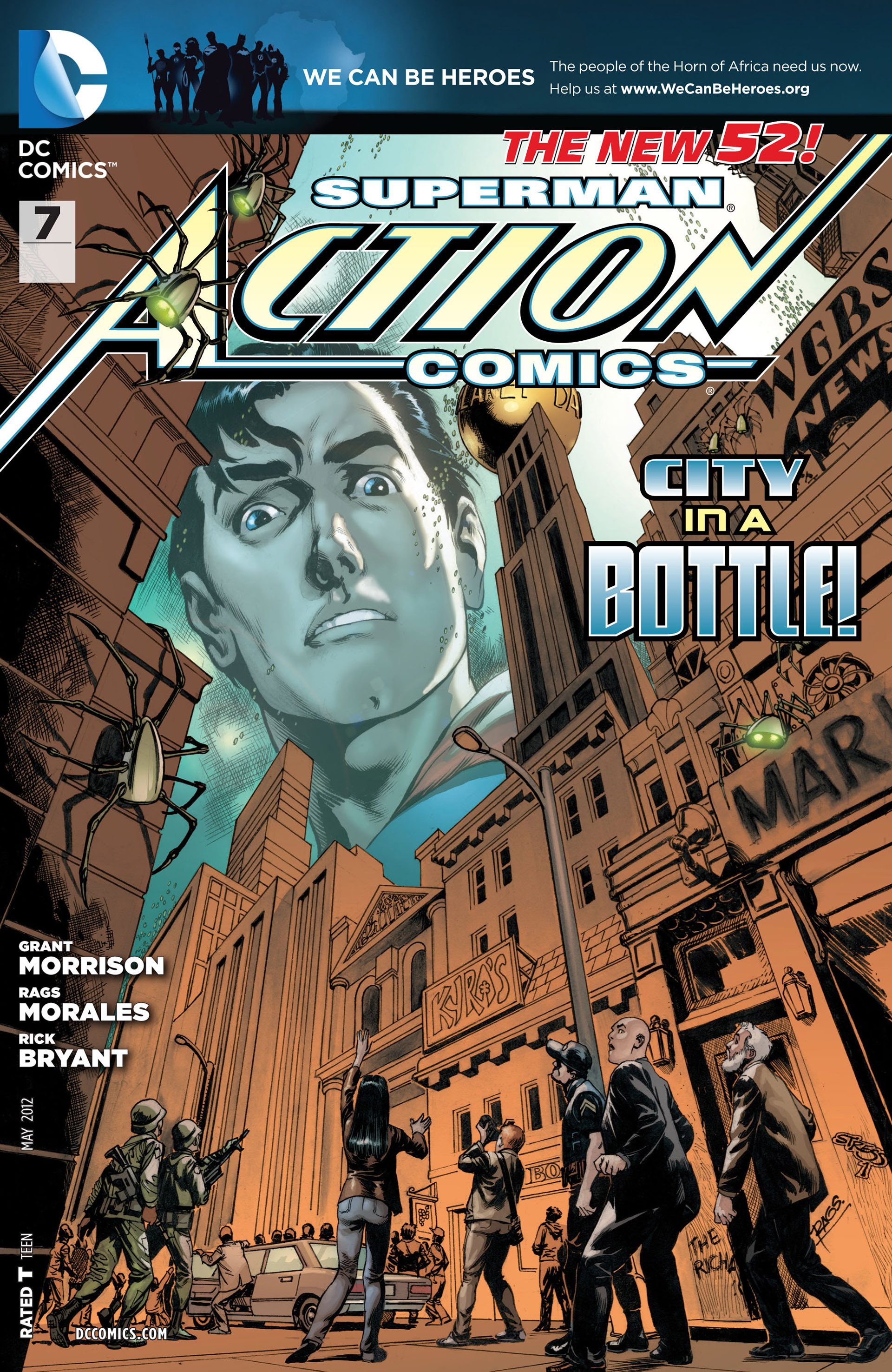 Action Comics (2011) 7 Page 1