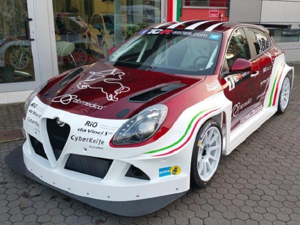 Alfa Romeo Giulietta TCR International Series