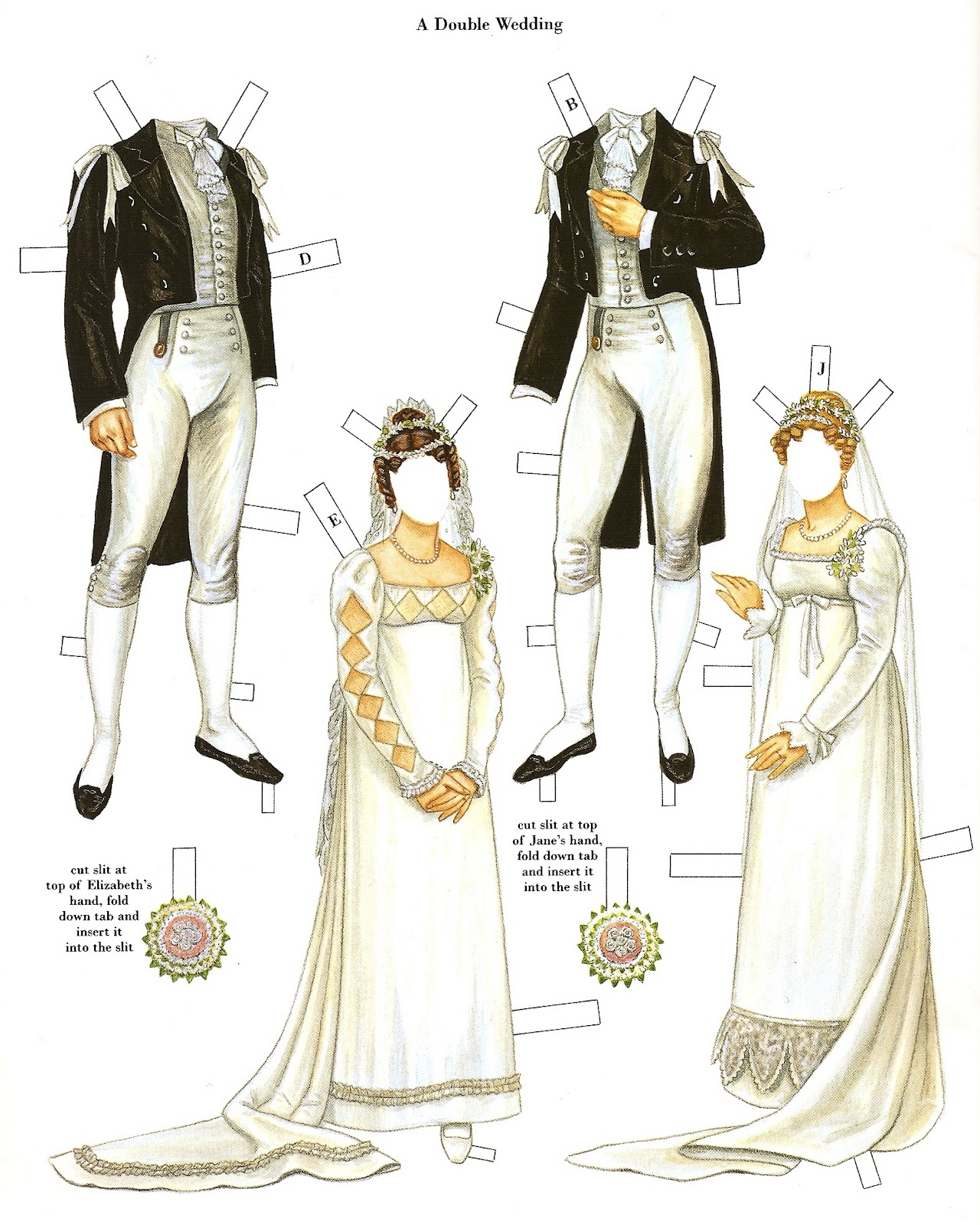 pride and prejudice gabi s paper dolls