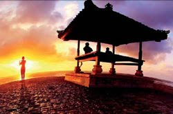 SUNRISE IN SANUR, BALI