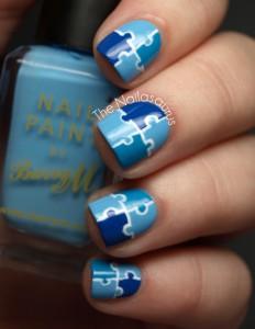 nail art Desenhos de Decoração de Unhas
