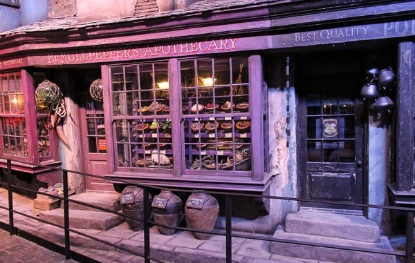 london harry potter studio