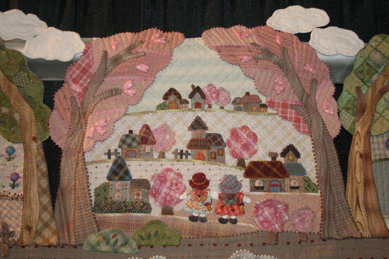 Shhdesigns Houston International Quilt Festival