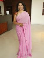 Singer Sunitha at Mirchi Awards