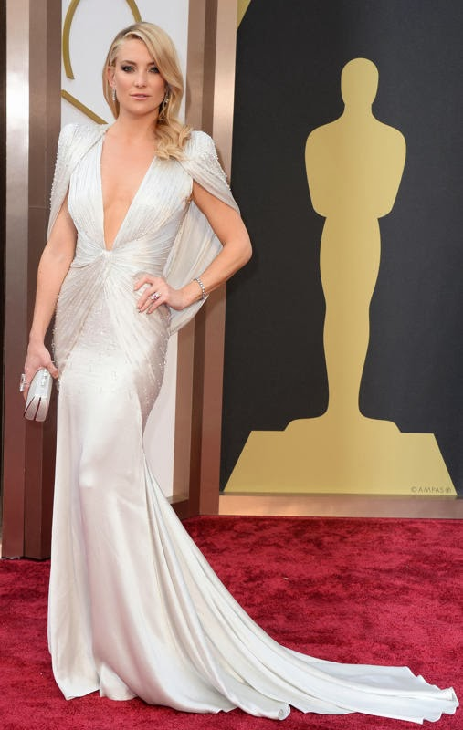 Oscars 2014 Red Carpet, Kate Hudson