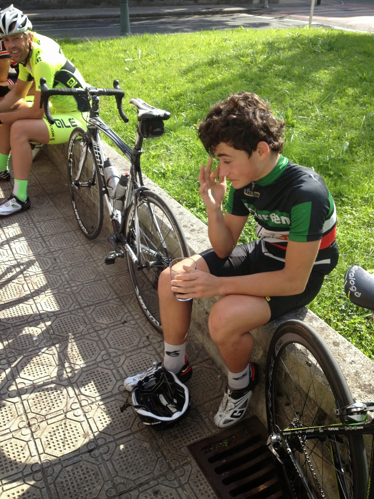 Inicio Temporada Mundial Workcycling # Muebles Mikel Tolosa