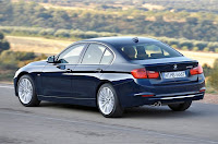 BMW 3 F30 